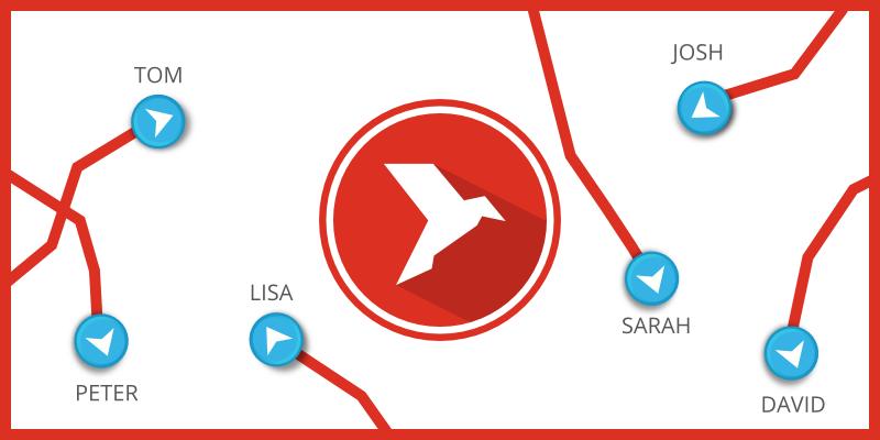 EverTrack GPS Tracker app